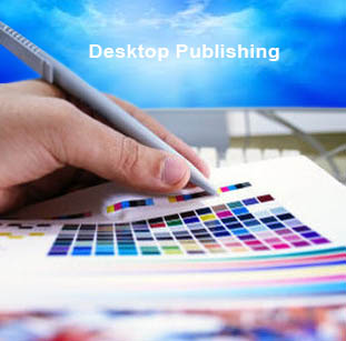 Desktop Publishing Services