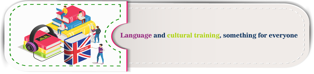 Foreign language and cultural training